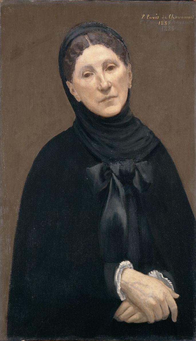 Portrait de Marie Cantacuzène. 1883