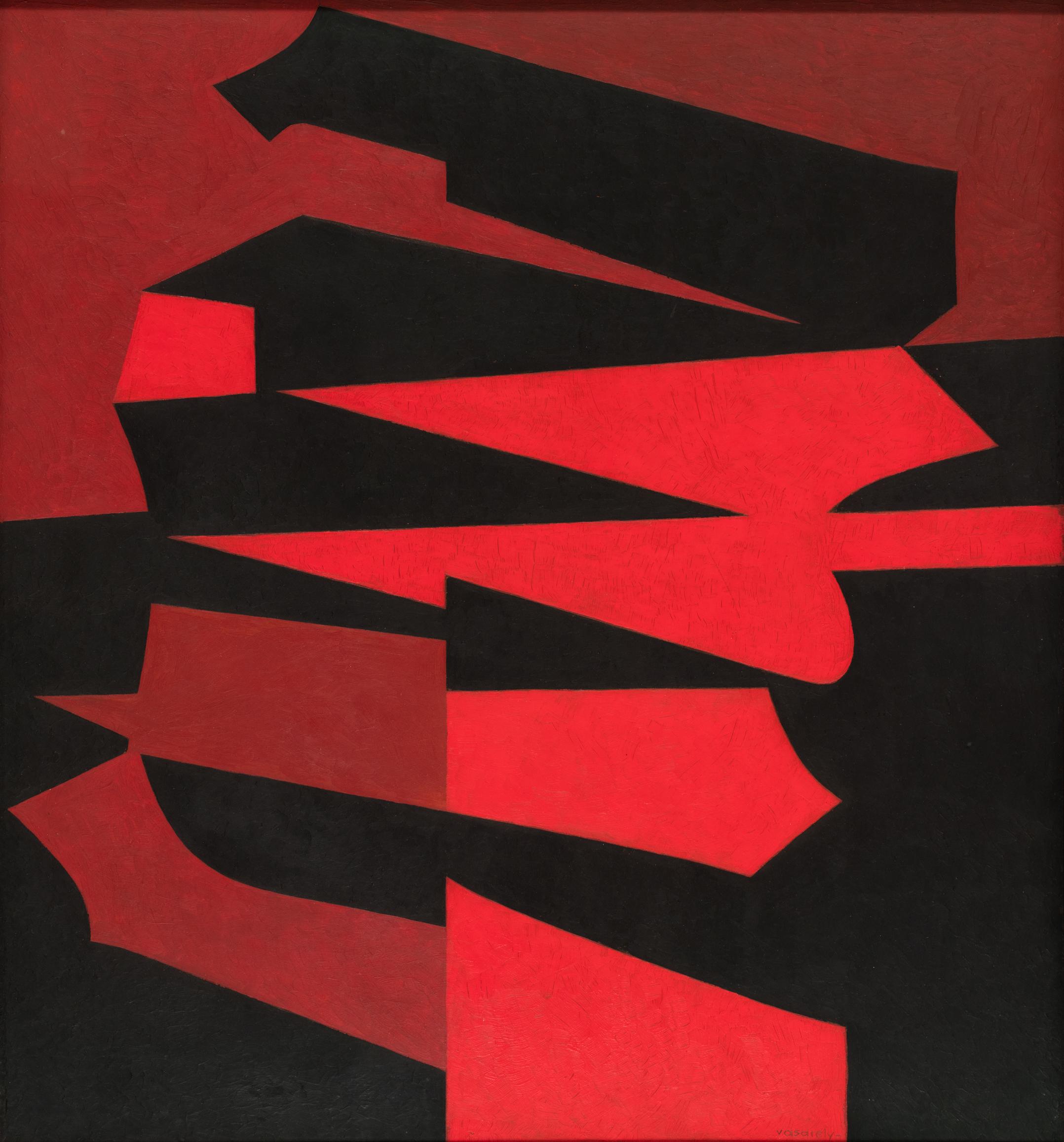 Victor Vasarely Taska 1950