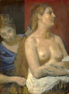 La Toilette, c. 1870-1875