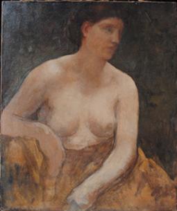Buste de femme, 1864