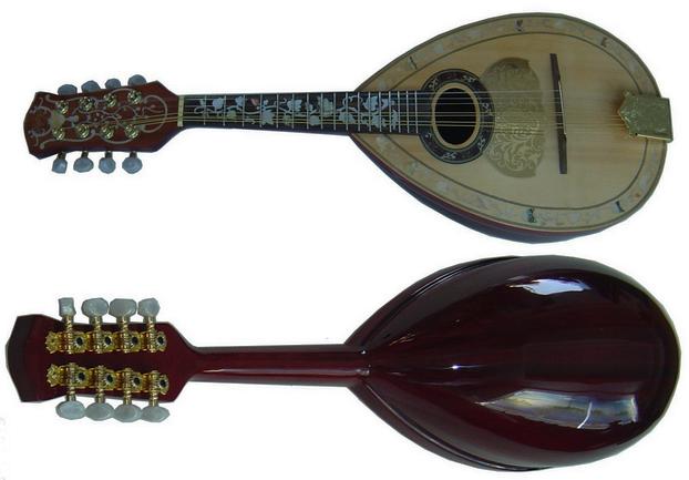 Une Mandoline