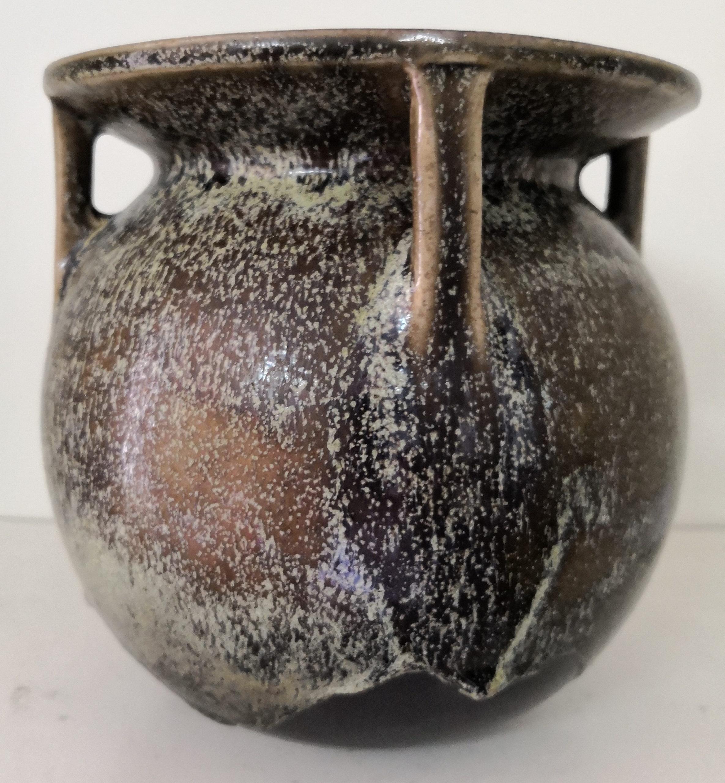 Vase de H. Simmen © photo de l'expert