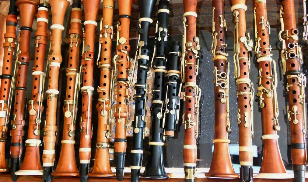 Petites clarinettes