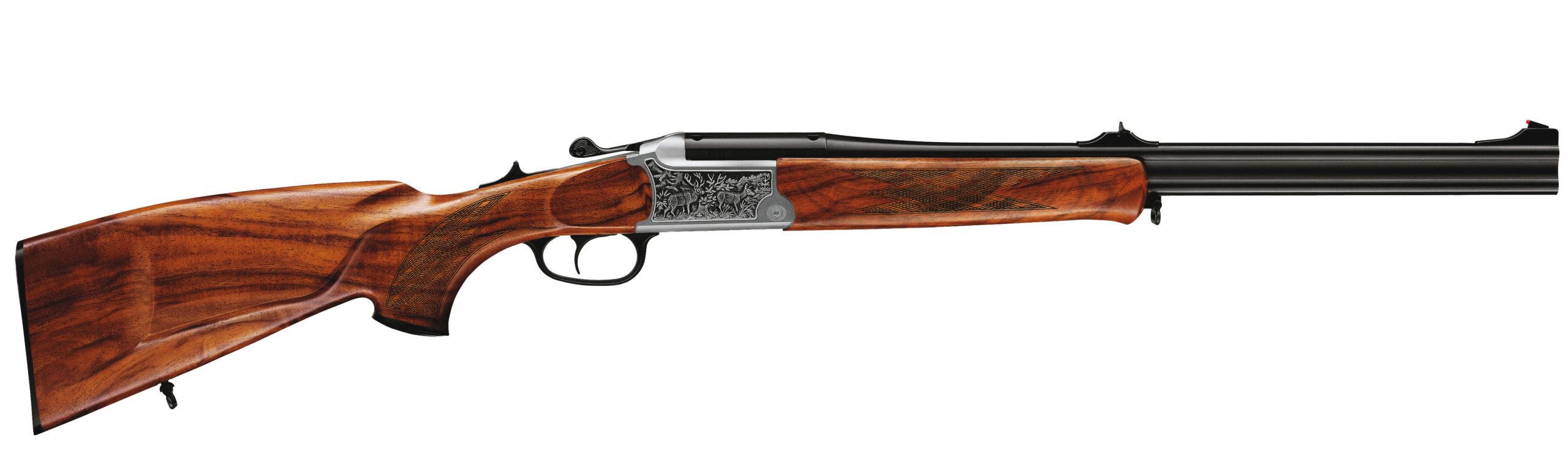 Blaser, la carabine express 2000