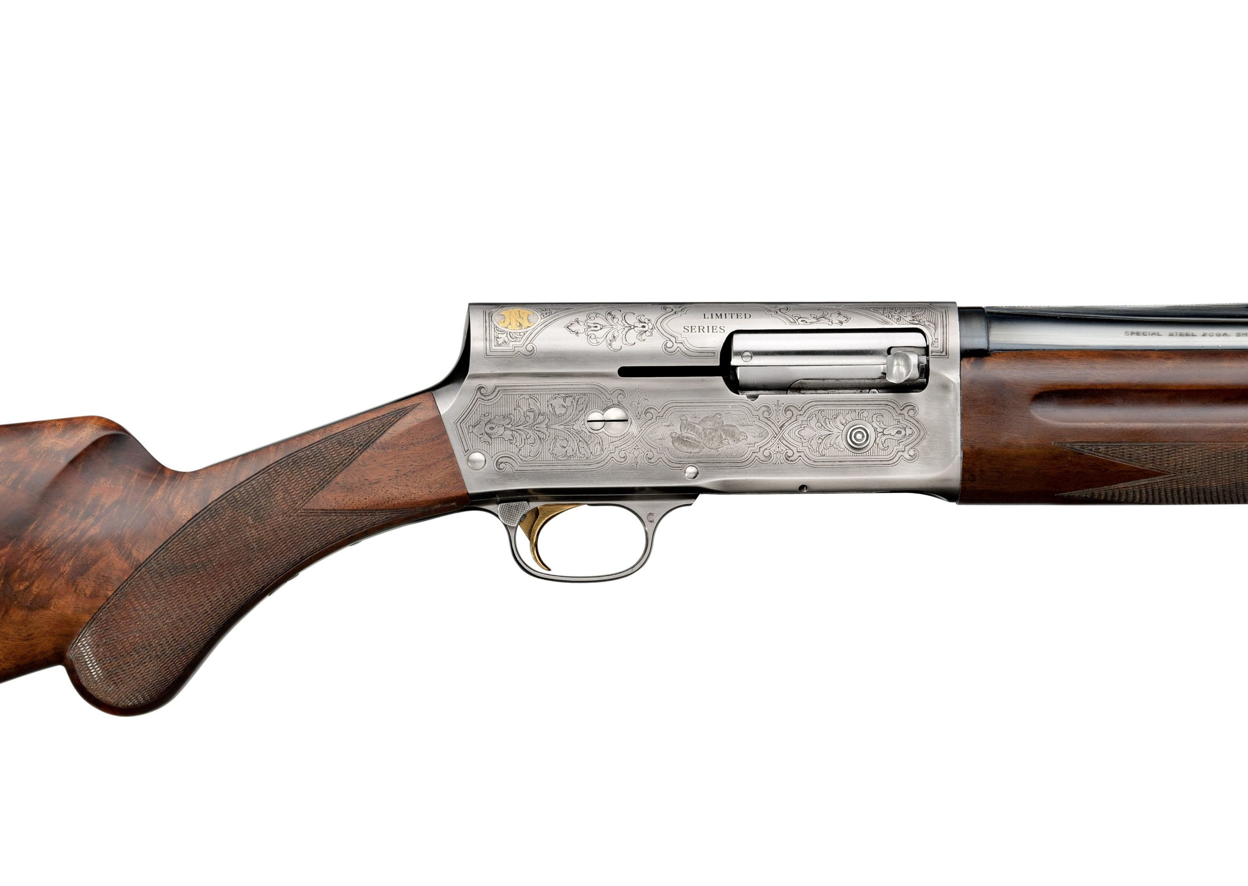 Browning, le fusil semi-automatique Auto 5
