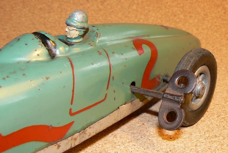 Bugatti Type 35 (détail)