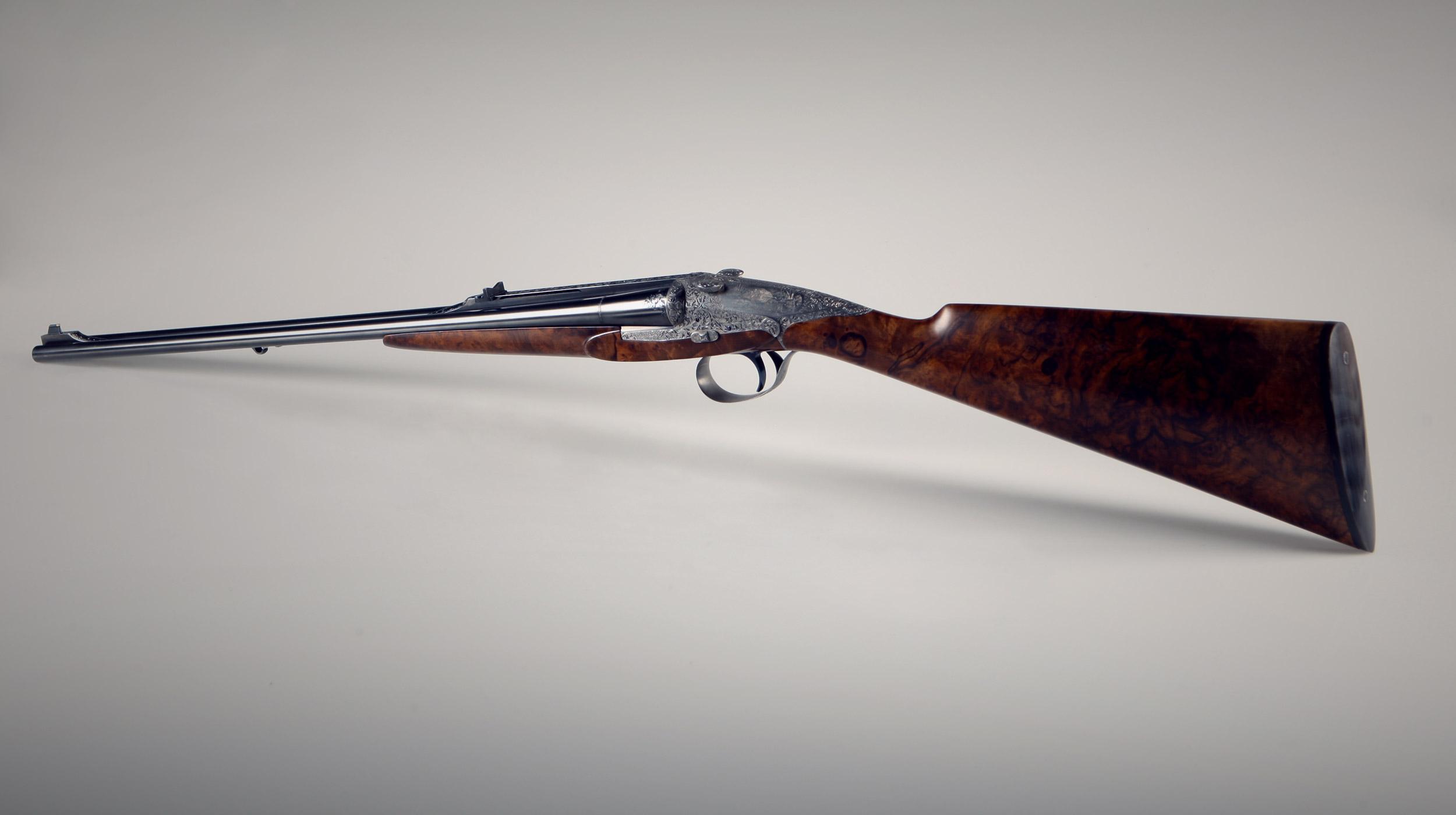 Darne, la carabine express V