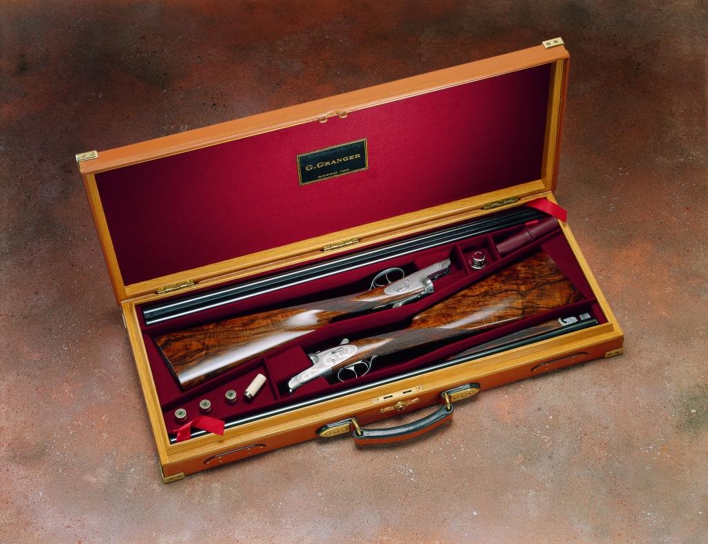 Granger, le fusil juxtaposé Aiglon