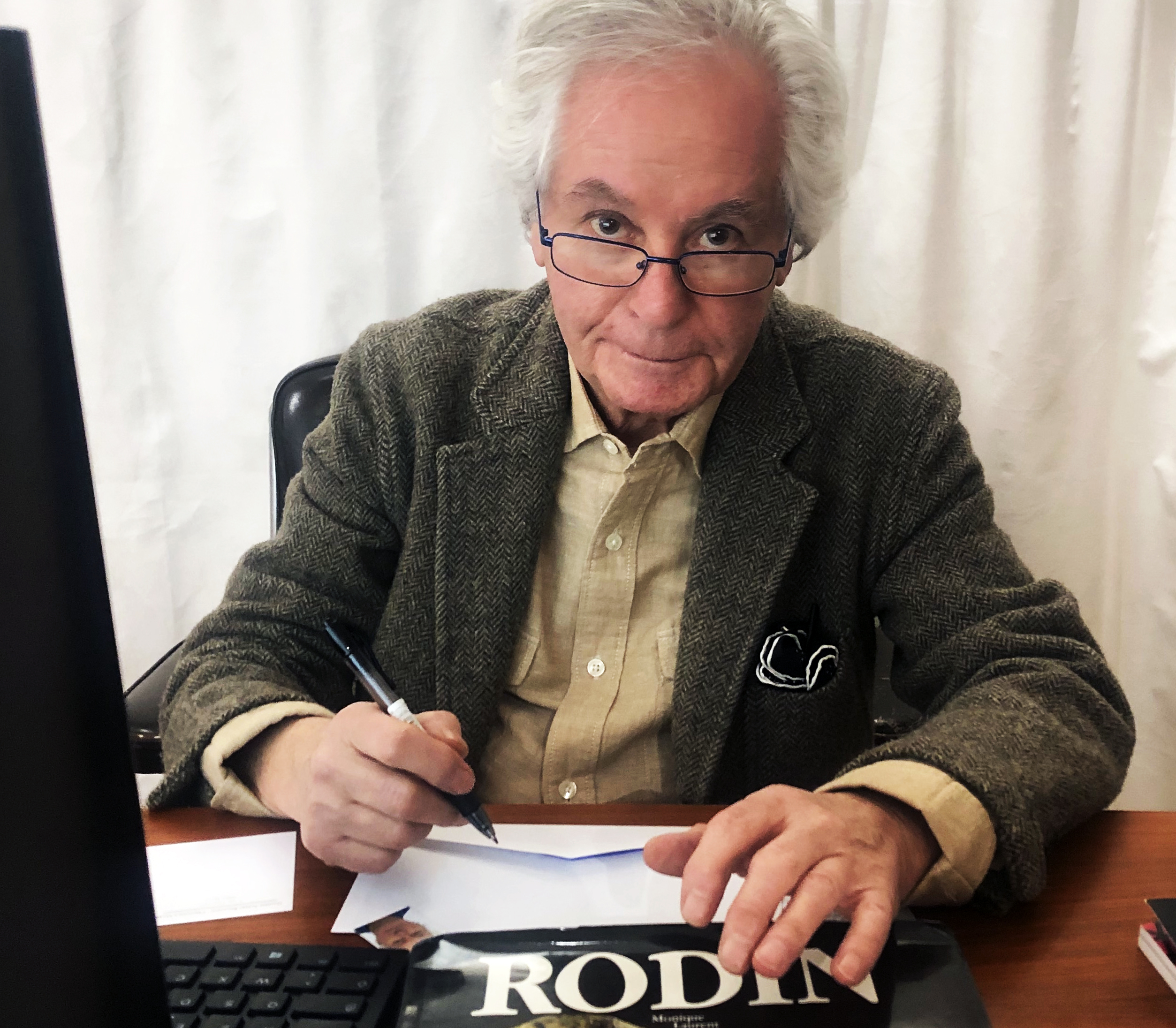 Albert Benamou, expert archives de l'expert