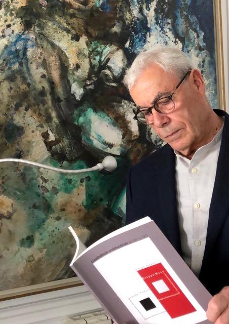 Arthur Cavanna, lecture © Arthur Cavanna, Paris