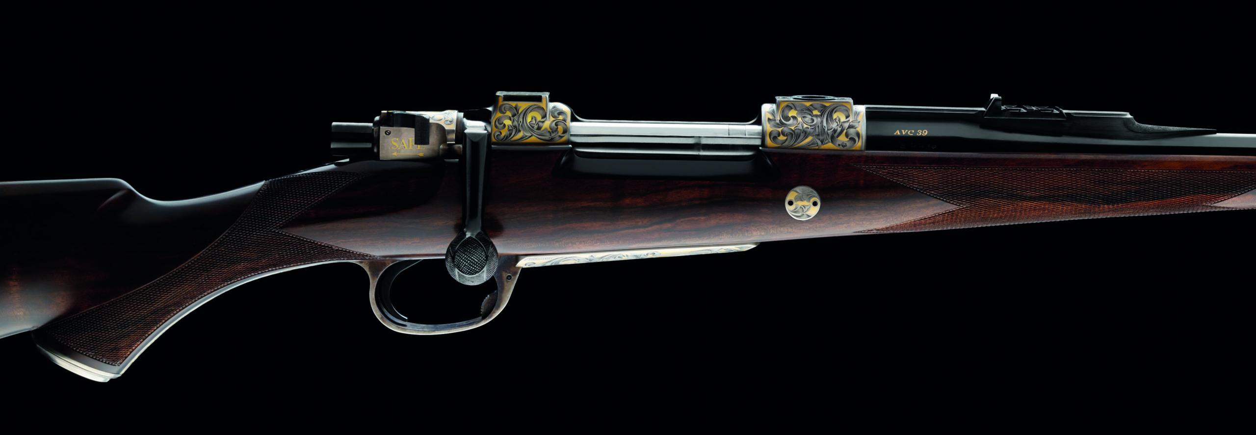 L'Atelier Verney-Carron, la carabine à verrou Vintage Safari