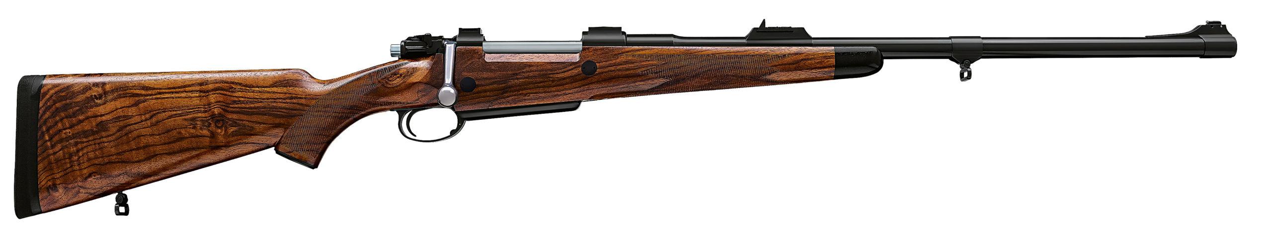 Mauser, la carabine M 98 Magnum