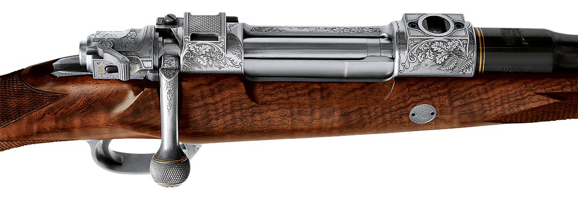 Mauser, la carabine à verrou M 98