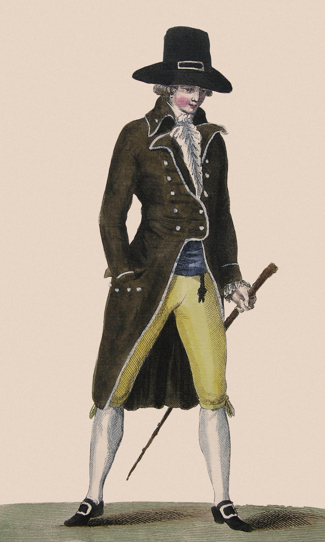 - Magasin des Modes Nouvelles, 1786, copyright Guénolée Milleret