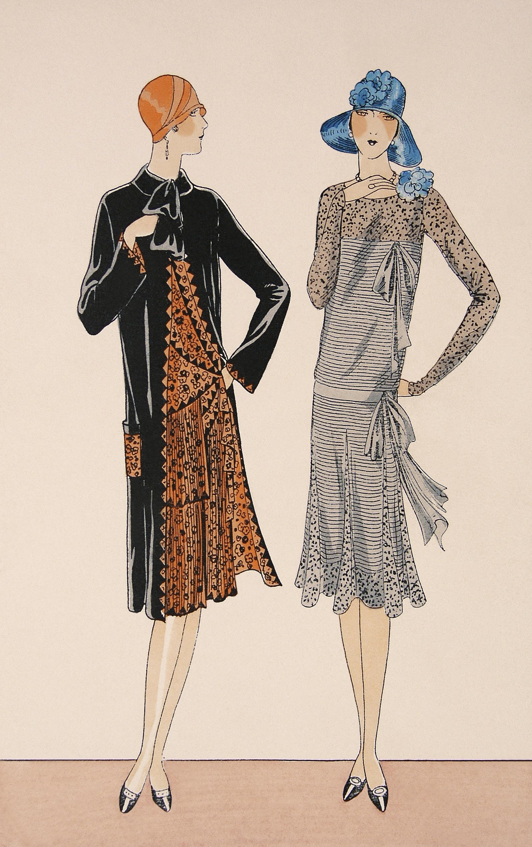 - Les Créations parisiennes, 1926, copyright Guénolée Milleret
