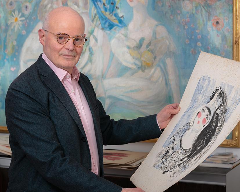L'expert à l'oeuvre © crédits Nicolas Roux dit Buisson