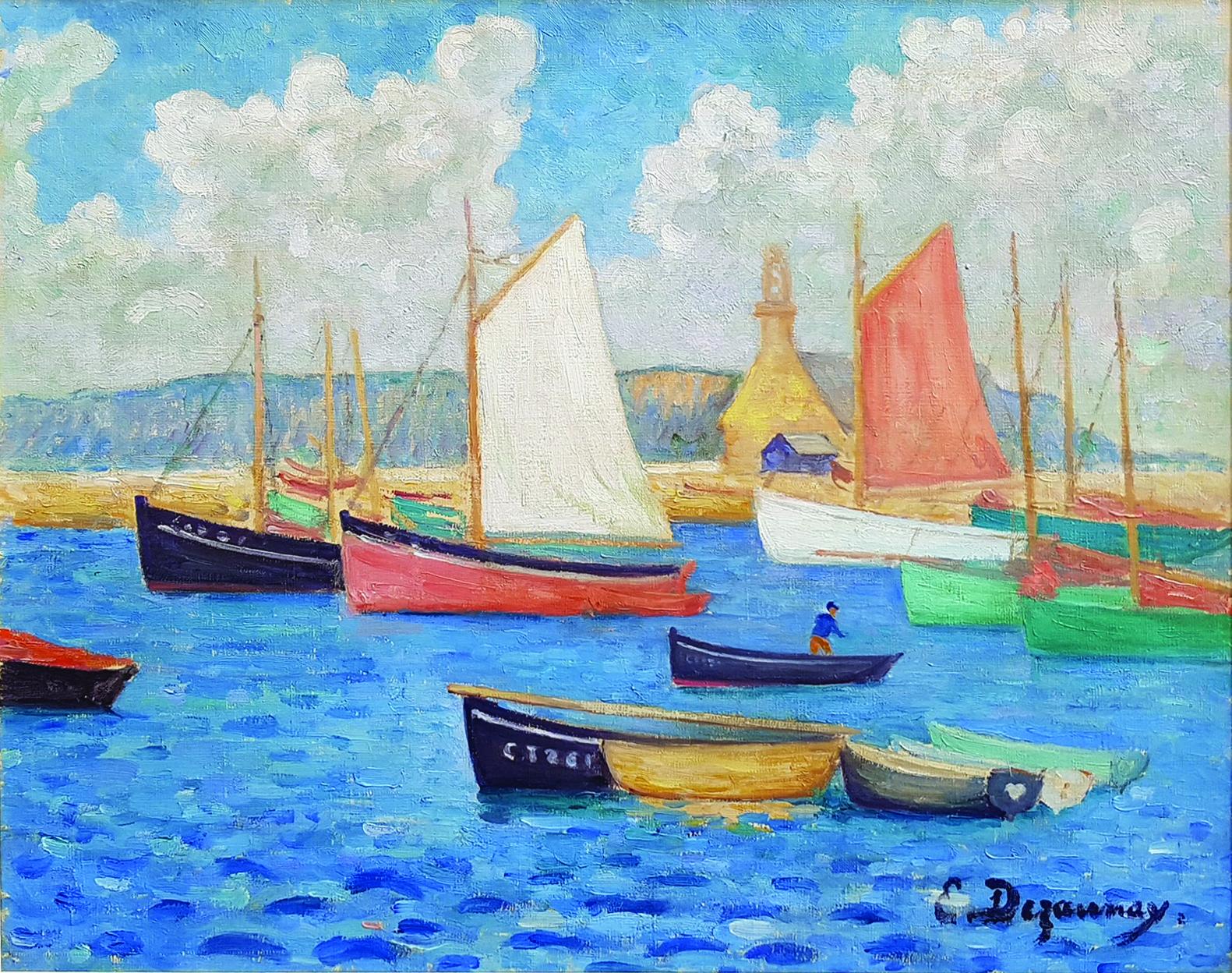 Marcel Jacquier (1877-1957)