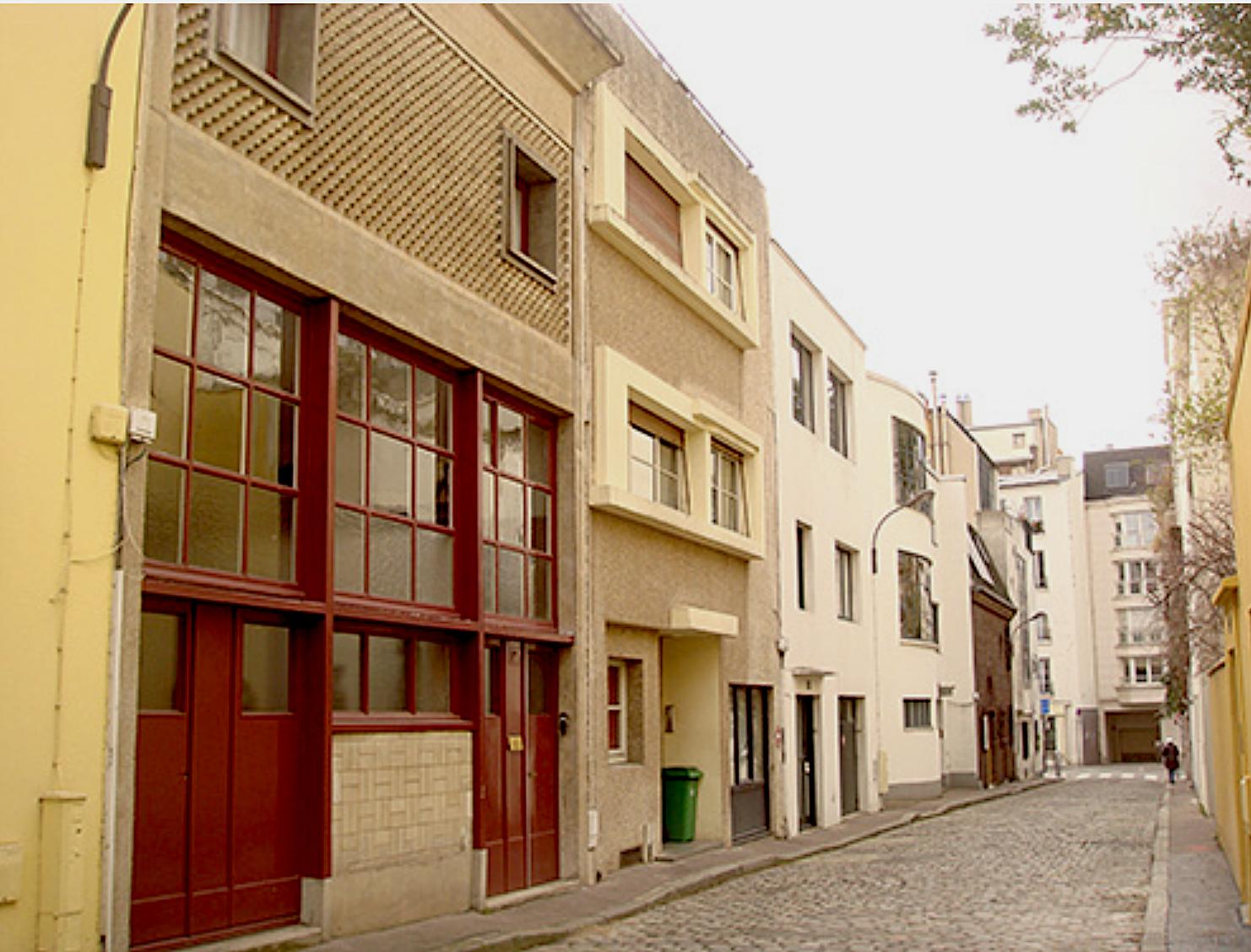 Villa Seurat, 7 Ateliers -musée Chana Orloff, Paris