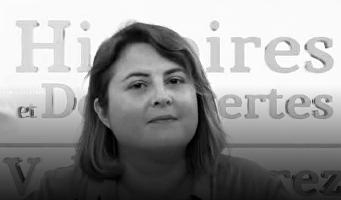 i24 NEWS Virginie Cauchi-Fatiga